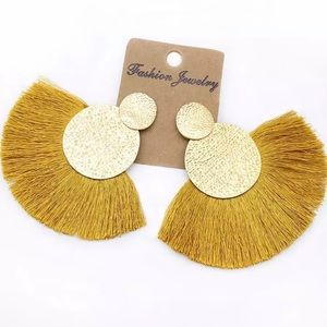 Jewelry - * 3 for $10* NEW gold Fringe Earring